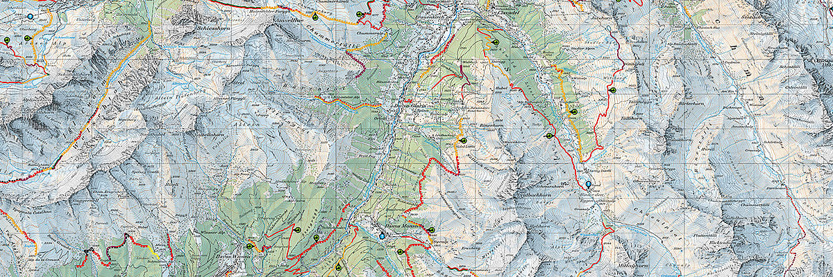 SUPERTRAIL-MAP - the one and only map for biking! on